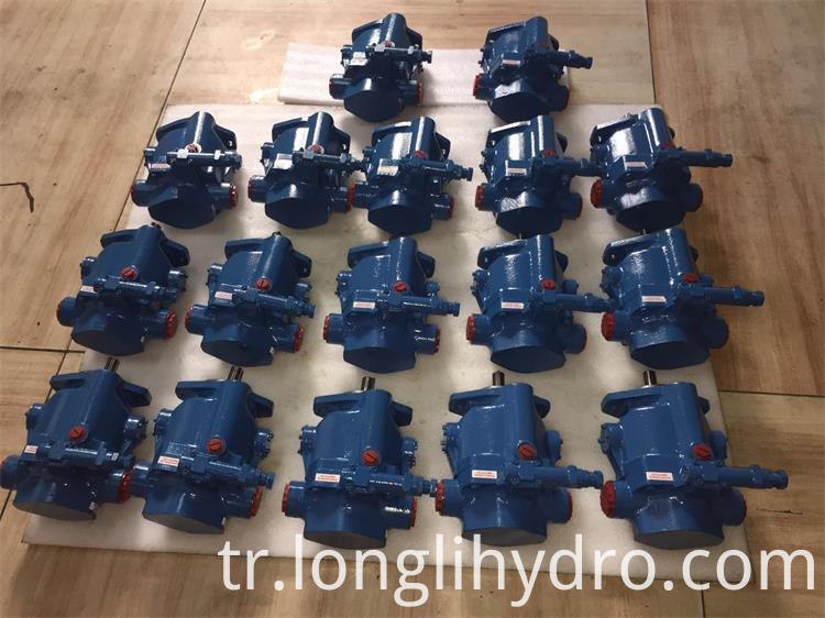 Nachi IPH Series Hydraulic Double IP Gear Pump