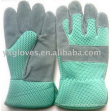 Spaltlederhandschuh-Gartenhandschuh-Sicherheitshandschuh-Arbeitshandschuh