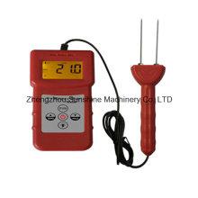 Medidor de umidade digital do medidor de umidade do tabaco