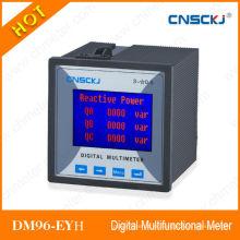 DM96-EYH Analizador de energía LCD Multi-función Mete