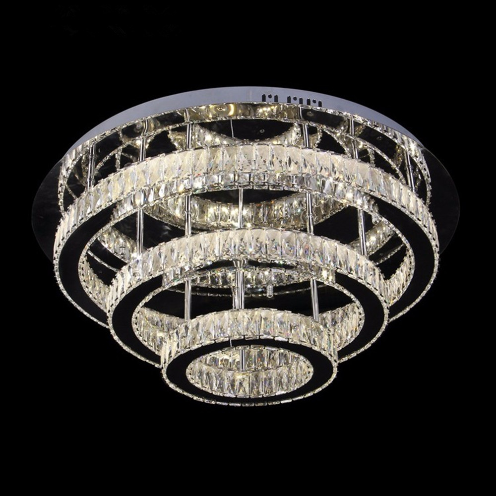 decorative K9 modern crystal lighting