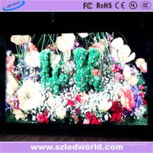 Cartelera LED de alquiler interior HD1.56 para hacer publicidad