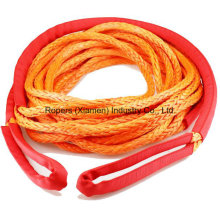 "3/4""X120′ Optima Extensions Lines, Winch Rope for Tow Truck Wrecker"