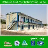 Portable Modular House for Construction Site