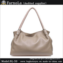 2014 Leather Women Casual Handbags (NL-50)