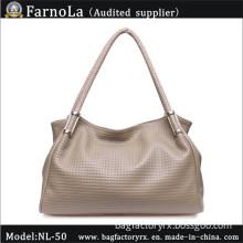 2014 Leather Women Casual Handbags (NL-50)