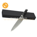Custom Knife Blade High Carbon Steel 8 inch Chef Knife with Red Flannelette Gift Box