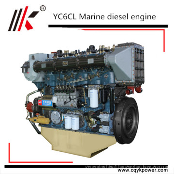 China manufacturer 80kw mitsubishi marine diesel ENGINE 4 cylinder diesel marine engine with CCS BV and BV