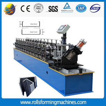 Drywall Stud & Track Roll Forming Machine