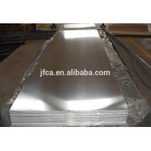 Tôle en alliage d'aluminium de surface lisse pour la décoration