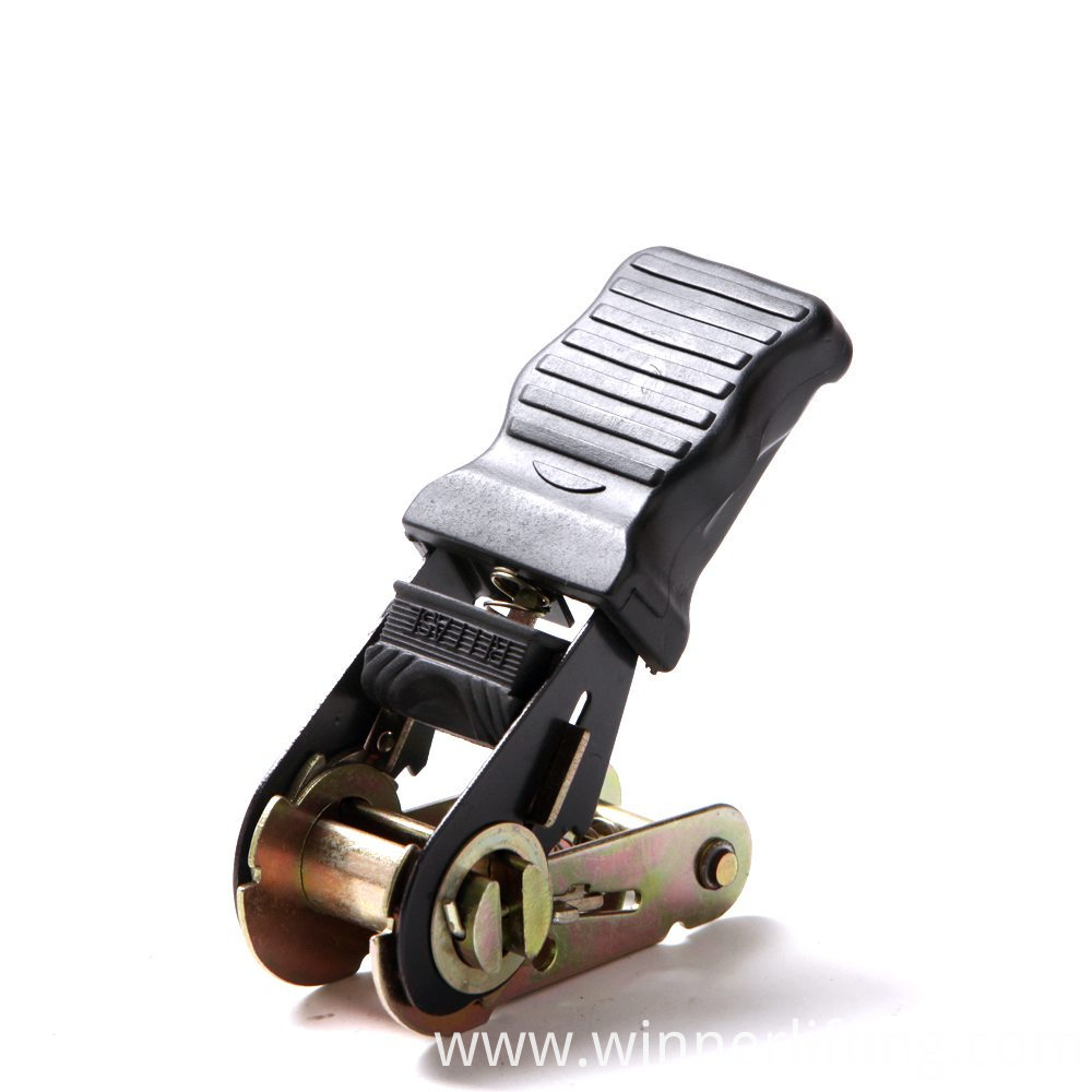 1'' Heavy Duty Black Electrophoretic Plated Buckle