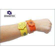 Bracelet gratuit Slap anti-moustique naturel Deet