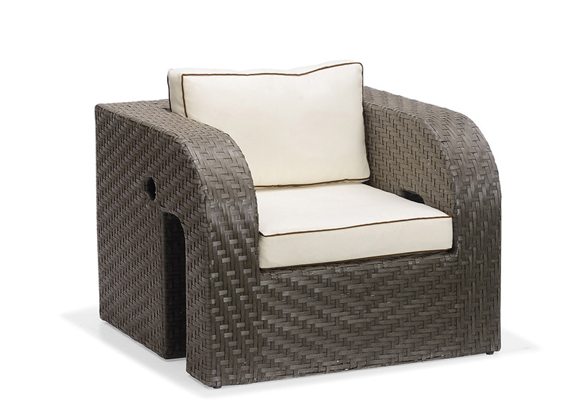 Outdoor wicker sofas furniture