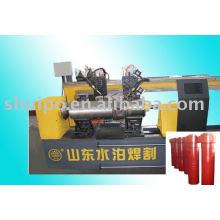 Automatic Fluid Cylinder Seam Girth welding Machine