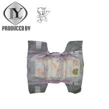 Pañal desechable del bebé del precio de fábrica del OEM con la absorción alta
