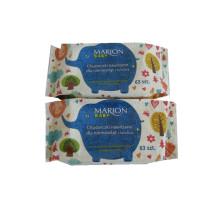 Perfume Free Nonwoven Baby Wet Tissue