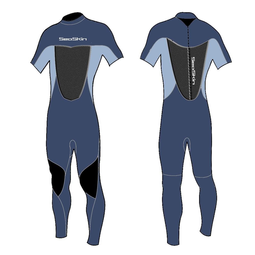 Dw040 Seaskin Wetsuits 4