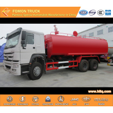 Sinotruk 2000L Water Fire Fighting Foam Truck