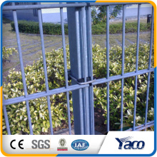 Powder Coated Welded 868 Double Wire Mesh Fence Panels