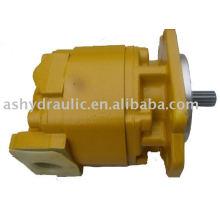 Pompe à engrenages hydraulique 705-22-40070