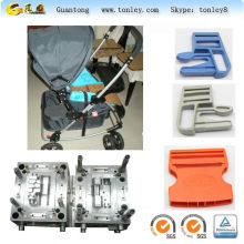 baby plastic seat belt buckle injection mould