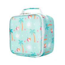 Best selling thermal food custom picnic lunch coolers insulated fashion camping cooler meal prep bag