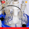 Lab Reflux Distiller Vacuum Hydrolysis Glass Reactor