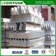 Pure Magnesium ingot factory price