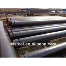 astm a53b a106b rectangular tube pipe hollow metal pipe