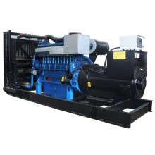 Vereinigen Sie 50Hz 600kVA Doosan Dieselaggregat mit Stamford Generator