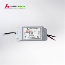 350ma 6w 9w LED driver IP67 constant current power supply