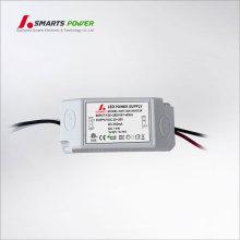 Fonte de alimentação atual constante do motorista IP67 do diodo emissor de luz de 350ma 6w 9w