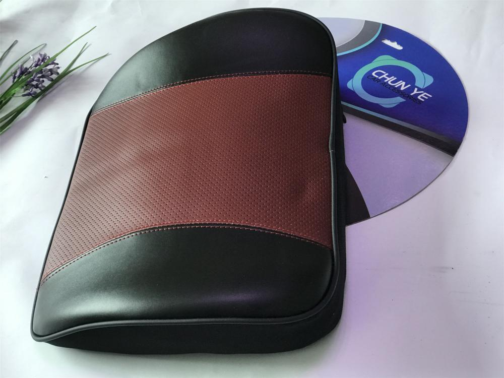 genuine leather Lumbar Support Pillow