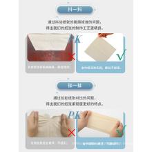 toalha facial de bambu para as mãos