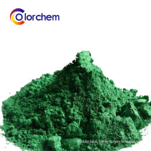 Iron Oxide Green Pigment for Concret
