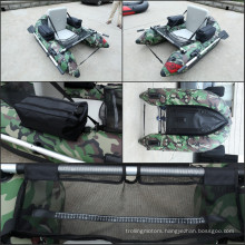 The Best Quality Belly Boat New Style PVC Small Fishing Boat