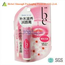 Plateaux blister en plastique pour rouge à lèvres