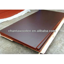 waterproof glue film faced plywood/formwork plywood/Marine plywood