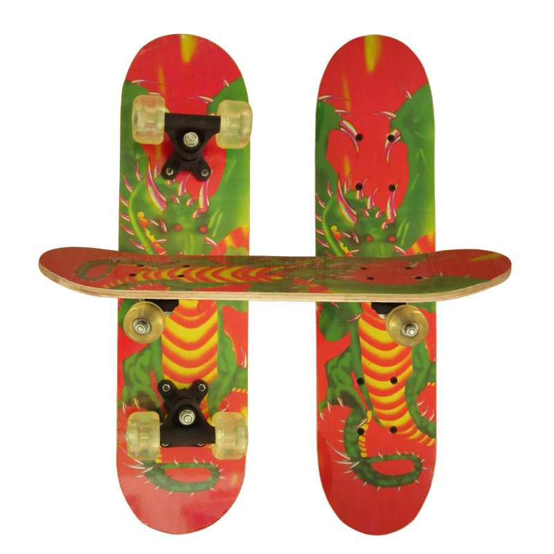 D Street Mini Complete Kids Skateboard