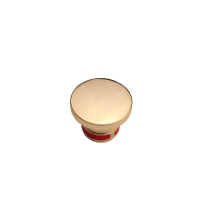 Zamak perfume cap