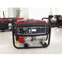 Inicio de energía eléctrica de gasolina portátil generador / generador de recolección conjunto de generadores