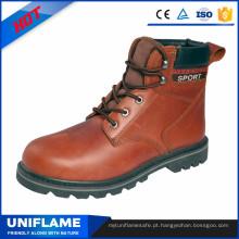 Sapatos de segurança para mulheres, botas de trabalho Ufa122