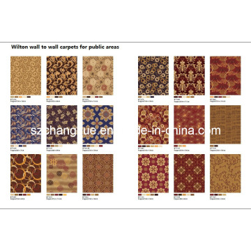 Wilton Wall to Wall Carpets for Hotel