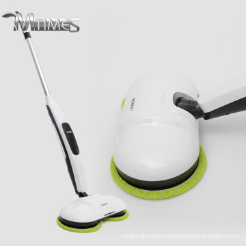 Spin it mop flat dry