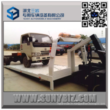 Camion de remorquage à plat Isuzu Full Landing 9 tonnes
