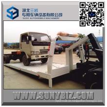 Aterragem completa de Isuzu caminhão de reboque do leito de 9 toneladas
