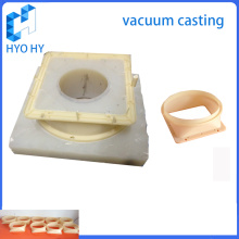 Cheap CNC rapid prototyping Silicone prototype Custom service