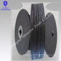 Rueda de disco de corte de metal 105 * 1.2 * 16mm