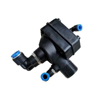 Válvula de inflação do talão do trocador de pneus