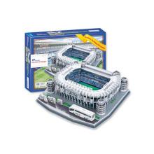 160 PCS Espanha Stadium Paper 3D Puzzle Brinquedo DIY (10173057)